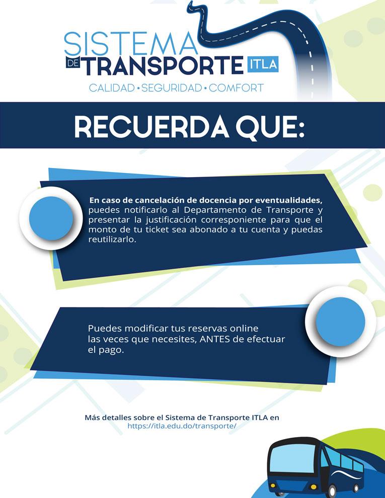 ITLA Transporte